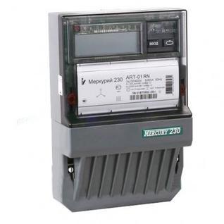 Электросчетчик Меркурий 230 ART-02 (M)CLN многофункциональный-1427162