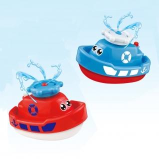 """Игрушечный катер для ванны """"Веселое купание"""" ABtoys-37704782"""