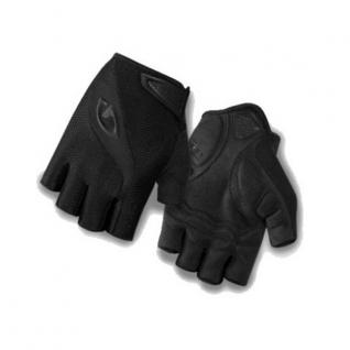 Перчатки BRAVO, короткие Mono black, M