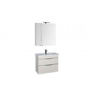 Комплект мебели для ванной Aquanet Эвора 00184560-11491436