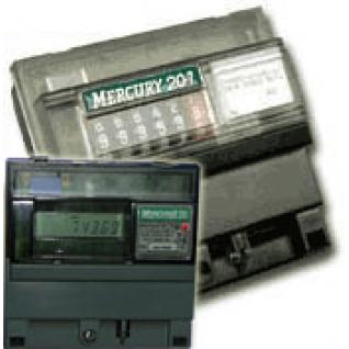 Меркурий Счетчик электроэнергии Меркурий 201.2 5-60А/220В однотарифный ЖКИ-5655509