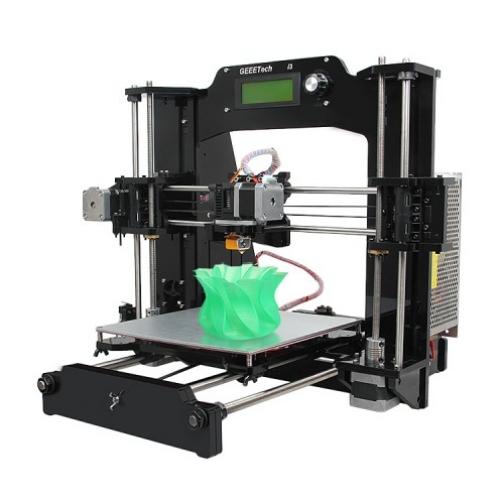 3D принтер Geeetech Unassembled Prusa I3 X 3D printer DIY kit-6011735