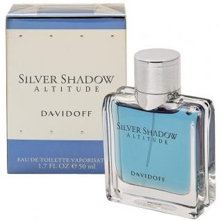 Davidoff Silver Shadow Altitude туалетная вода, 100 мл.