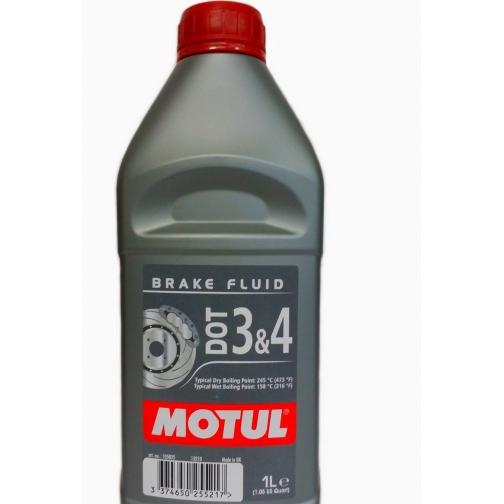 Тормозная жидкость MOTUL DOT 3&4 BF FL 1л-5922153