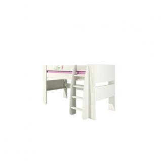 Кровать двухъярусная Розалия КРД120-1Д1-217349