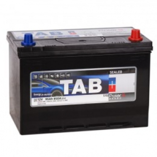 Автомобильный аккумулятор TAB TAB POLAR S 95R 850А обратная полярность 95 А/ч (303x173x225)