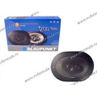 Колонки BLAUPUNKT EMx-693 6x9 3-полосные коаксиальные 200Вт-9060567
