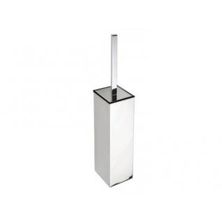 Ершик для унитаза напольный/подвесной, хром Bemeta Plaza 118213092