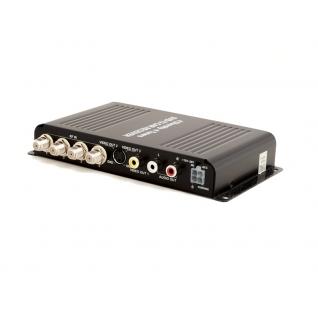 Автомобильный цифровой HD ТВ-тюнер DVB-T2 компактного размера AVIS AVS7004DVB Avis-5763618