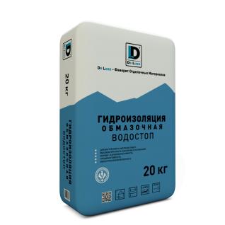 """Гидроизоляция обмазочная """"Водостоп"""" De Luxe 20 кг-6433173"""