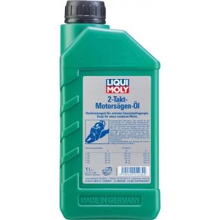Моторное масло LIQUI MOLY 2-Takt-Motorsagen-Oil 1л