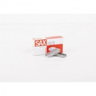 Скобы для степлера N10 SAX оцинкованные (2-20 лист.) 1000 шт в упаковке