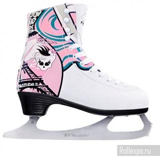 Фигурные коньки СК (Спортивная коллекция) Fashion Lux Mystery (подростковые)
