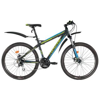 Forward Велосипед Forward Quadro 2.0 Disc (2015) 17 черный-453602