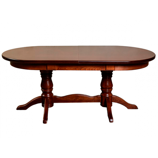 Стол обеденный (овальный)-6723751
