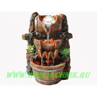 Декоративный фонтан | Настольный для дома | Кувшин 28 см.-5254869