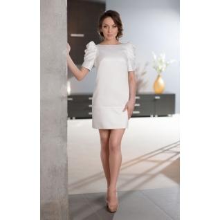 Платье свадебное Короткие свадебные платья⇨Эдит-661949