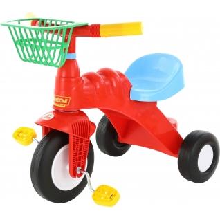 Велосипед 3-х колёсный МАЛЫШ с корзинкой Полесье-37879932
