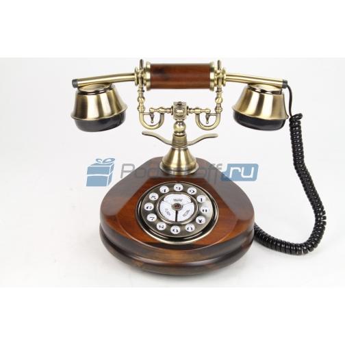 """Телефон кнопочный в стиле ретро """"Бернулли""""-762803"""