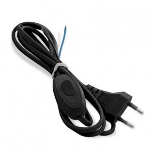 Шнур для бра с проходным выключателем UNIVersal А1060 Ч-8166318