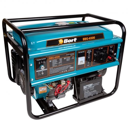 Батарея аккумуляторная Bort BBG-6500-6768064