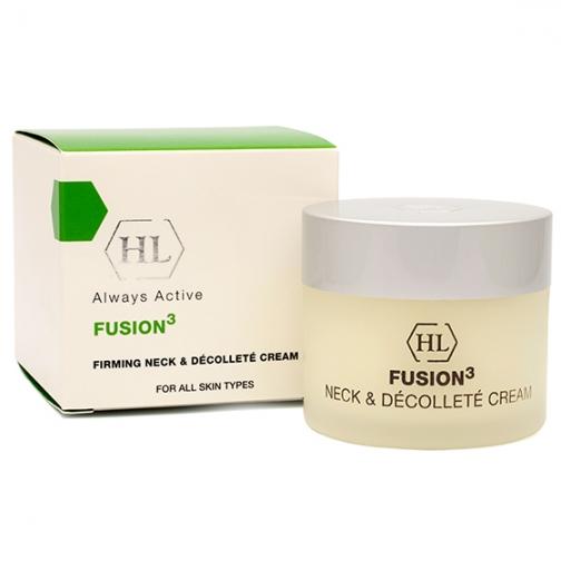 Holy Land Fusion firming neck & decollete cream - Крем для шеи и декольте 4941190