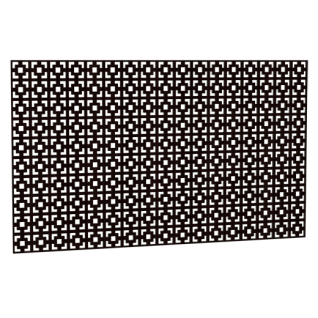 Декоративный экран Квартэк верон 600*1500 (пепел, белый, клен, дуб, бук, вишня, орех, махагон, венге)-6768895