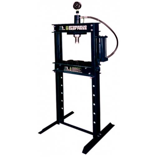 Пресс гидравлический 20т с манометром (ход поршня 185мм,диапазон работ 0-910мм) Big Red-6004243