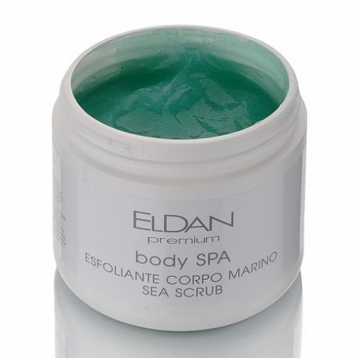 Eldan Premium body SPA sea scrab - SPA-скраб для тела с морскими водорослями 4940601