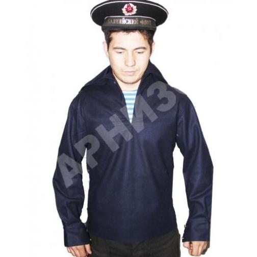 Рубаха матросская шерстяная-9462