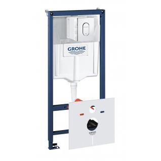 Система инсталляции для унитаза Grohe Rapid SL с панелью смыва Arena Cosmopolitan 3 режима 113 м 38929000-6757975