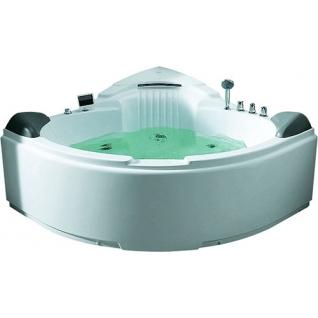 Акриловая ванна Gemy с гидромассажем (G9082 K)-6822383