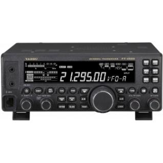 Мобильная радиостанция Yaesu FT- 450 D Yaesu-37010359