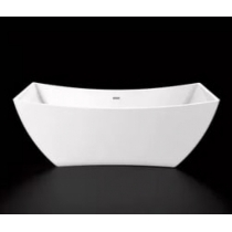 Отдельно стоящая ванна LAGARD Issa White Star