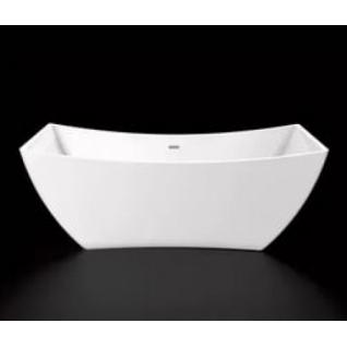 Отдельно стоящая ванна LAGARD Issa White Star-6944863