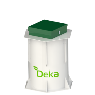 Канализация для дома BioDeka 10 - 800-452366