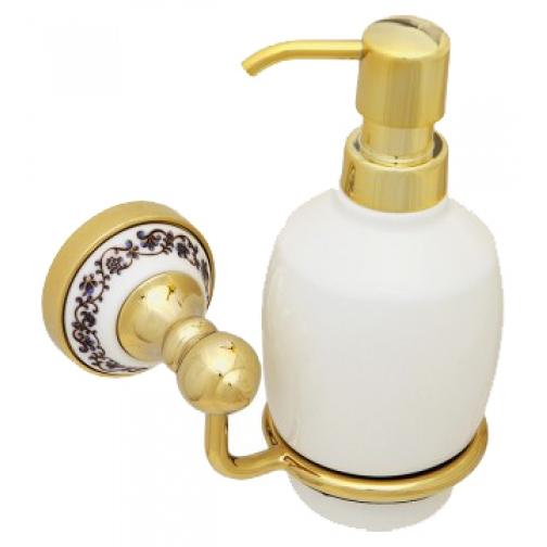 Дозатор жидкого мыла Fixsen FX-78500 Bogema Gold-6760820
