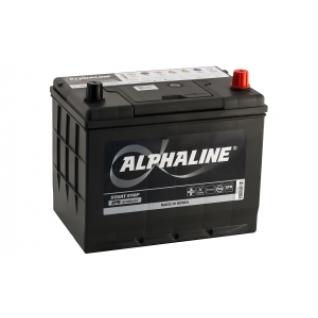 Автомобильный аккумулятор AlphaLINE AlphaLINE EFB 68R (100D26L) 730А обратная полярность 68 А/ч (260x173x225)-5828728