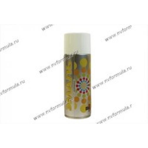 Краска Лимонно-желтая флуоресцентная KUDO KU-1204 520мл аэрозольная-418671