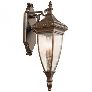 Настенный фонарь Kichler Venetian Rain KL/VENETIAN2/M