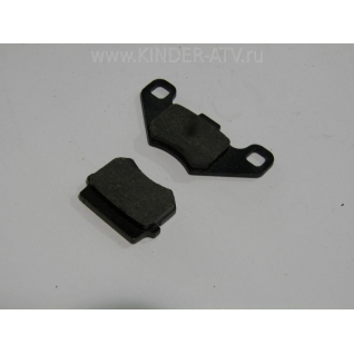 Тормозные колодки задние (125сс)-1025738