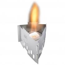 Esbit Мини-печка Esbit для сухого горючего стальная