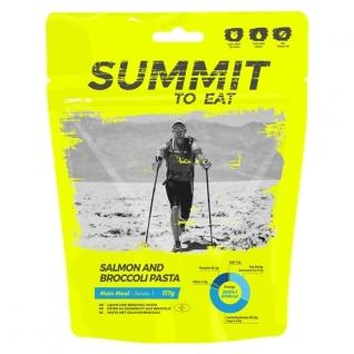 Summit to Eat Лосось и паста с брокколи Summit to Eat-8088874