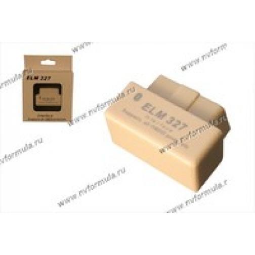 Компьютер маршрутный адаптер ELM 327 Bluetooth OS Android, Symbian, Windows-9060510