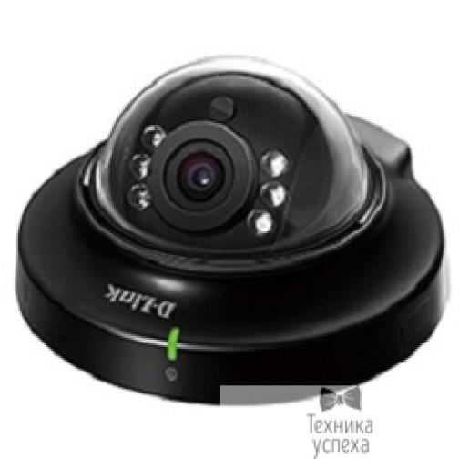 D-Link D-Link DCS-6004L/A1A/A2A Купольная HD-камера-2744871