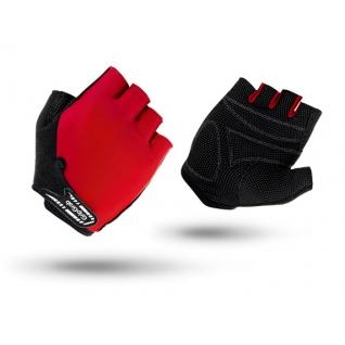 Велоперчатки детские короткие GripGrab X-trainer Jr., M, Red