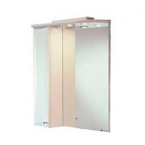 """АКВАТОН. Зеркало со шкафом """"Джимми 57"""" 340-2 (798*586*175) (левый)"""