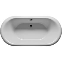 Ванна RIHO DUA 180x86 см, Белая панель