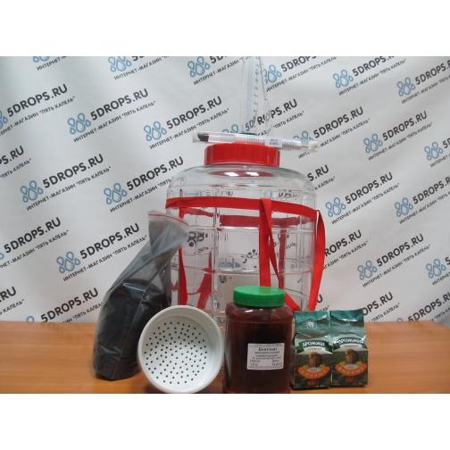 "Набор для виноделия ""Купажист"" 35 литров-5000121"