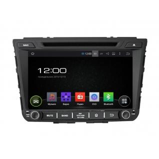 Штатная магнитола FarCar s130 для Hyundai Creta на Android (R407)